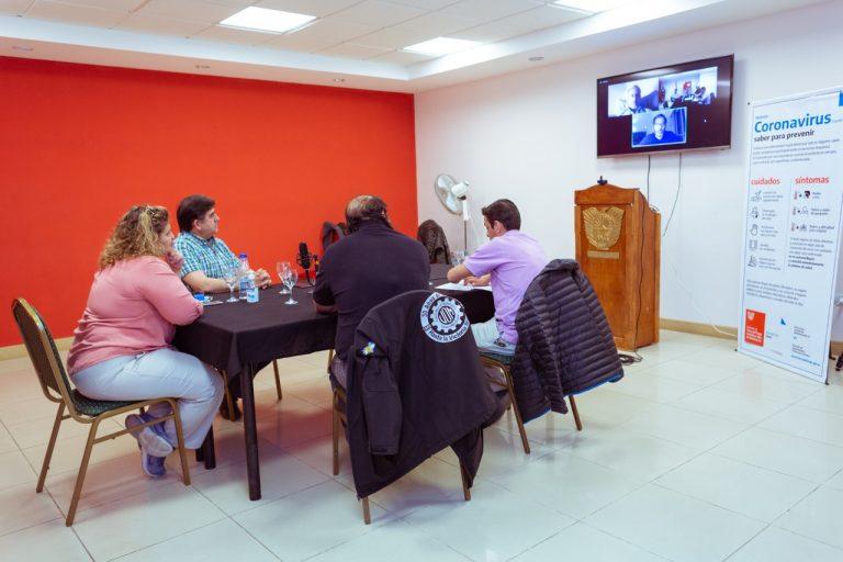 Inició la mesa de diálogo entre UOM, ASIMRA y AFARTE, luego de la intervención del Gobierno provincial