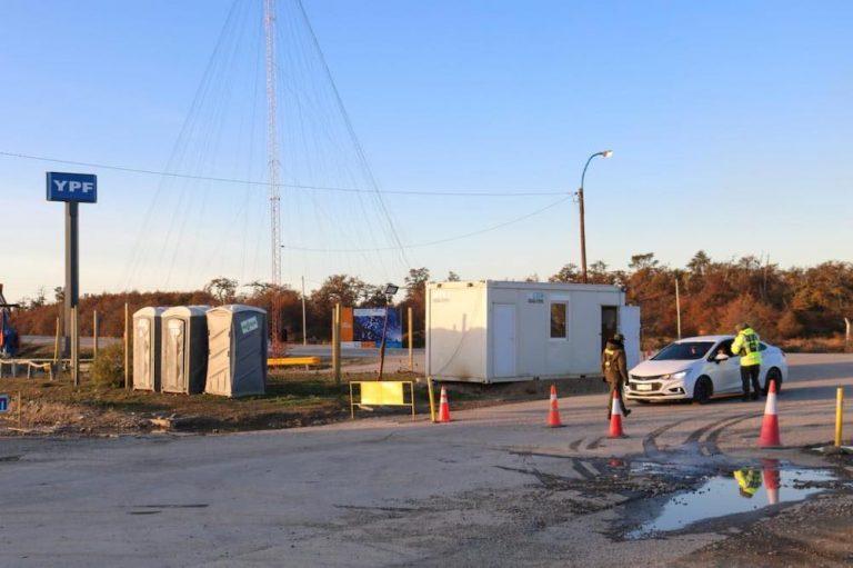 El Municipio habilitó permisos para que propietarios de Río Grande puedan viajar a controlar sus viviendas en Tolhuin
