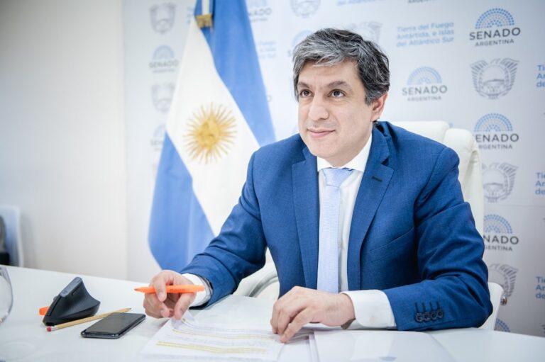 Industria fueguina: El senador Rodríguez impulsa un proyecto para extender hasta el año 2073 la Ley 19.640