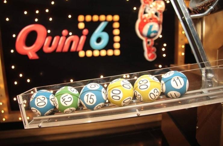 Un apostador de Río Grande ganó un premio millonario en el Quini 6