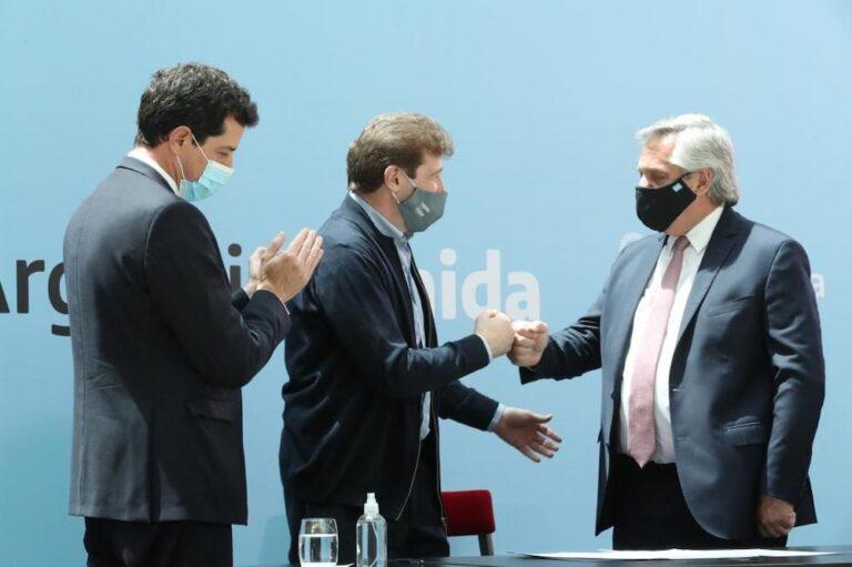 """Presupuesto 2021: """"Será fundamental para poner a la Argentina en el camino de la producción, la creación de puestos de trabajo y la estabilidad económica"""""""