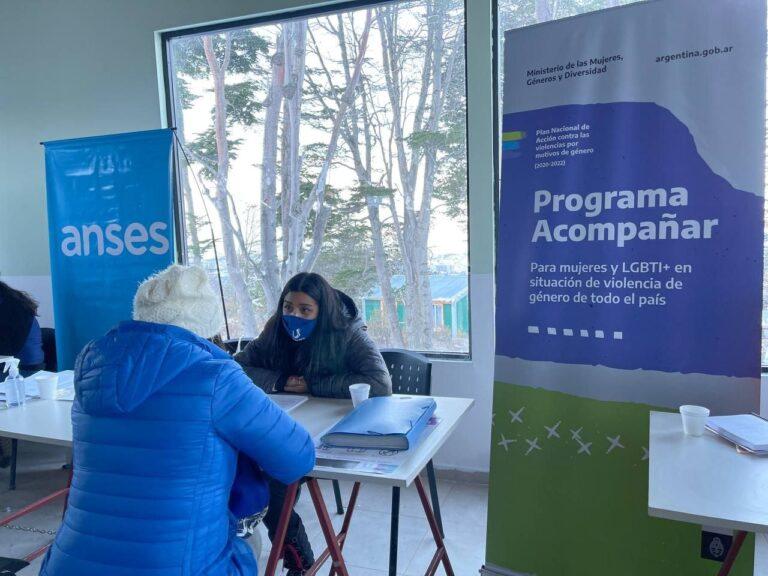 Ushuaia: La Municipalidad y organismos nacionales realizaron un nuevo operativo territorial en el SUM del KyD