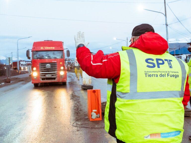 Ruta N°3: Este sábado 31 entra en vigencia la restricción horaria de circulación para vehículos de gran porte