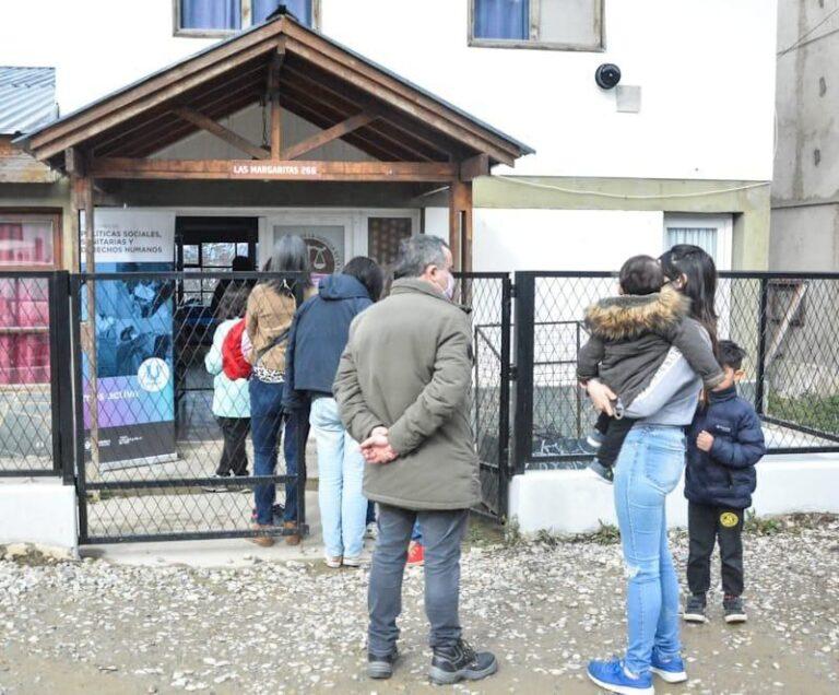 Ushuaia: La Municipalidad llevó adelante una nueva jornada de Control de niño sano