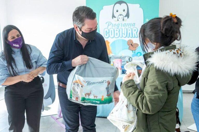 """El programa """"Cobijar"""" busca facilitar las condiciones de igualdad de trato a los recién nacidos y a las personas gestantes"""